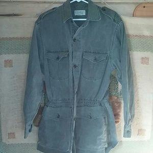 Banana Republic vintage cinch jacket